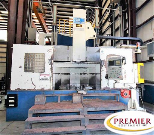 "HNK NT-16/20 63""/78"" CNC Vertical Boring Mill"