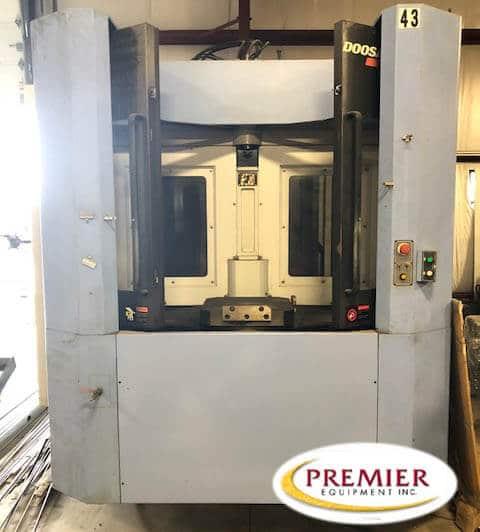Doosan HP 5100 CNC Horizontal Machining System