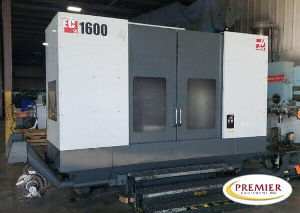 HAAS EC-1600 HMC