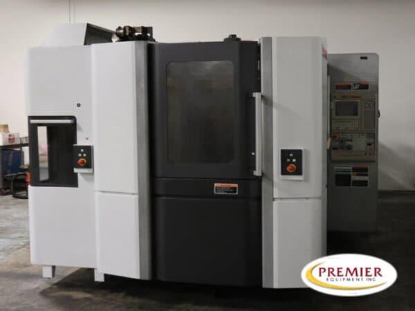 Mori Seiki NHX-4000 CNC Horizontal Machining Center