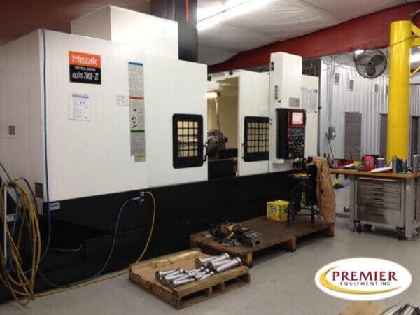 Mazak Vertical Center Nexus 700E/50-II CNC Vertical Machining Center