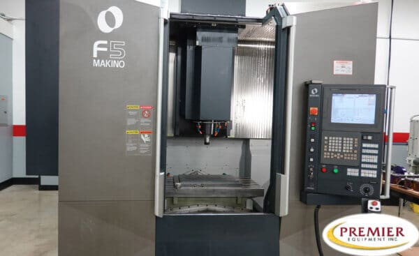 Makino F5 CNC Vertical Machining Center