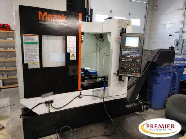 Mazak Smart 410A CNC Vertical Machining Center