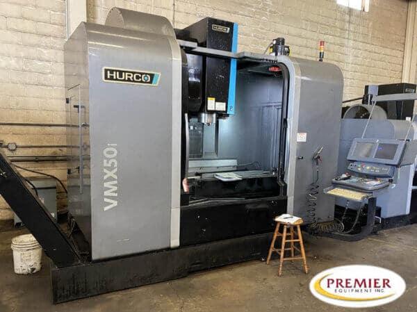 Hurco VMX50i/50 50 Taper CNC Mill