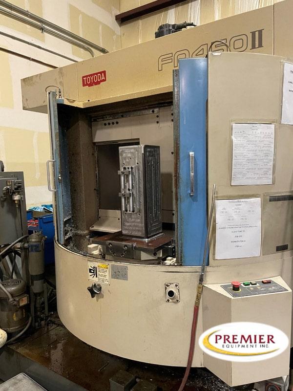 Toyoda FA450II CNC HMC