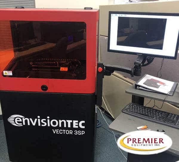 Envisiontech 3SP Printer