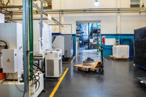 CNC Machine Warehouse