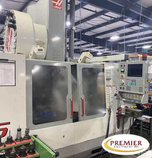 Haas VF5/50 CNC Vertical Machining Center