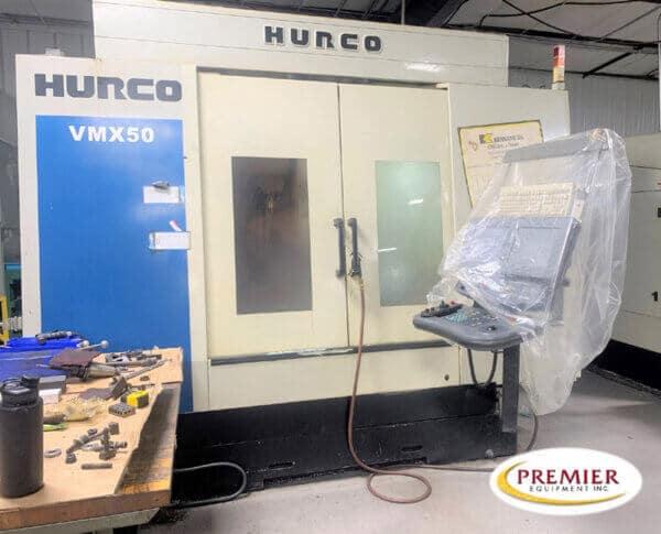 HURCO VMX50/50T