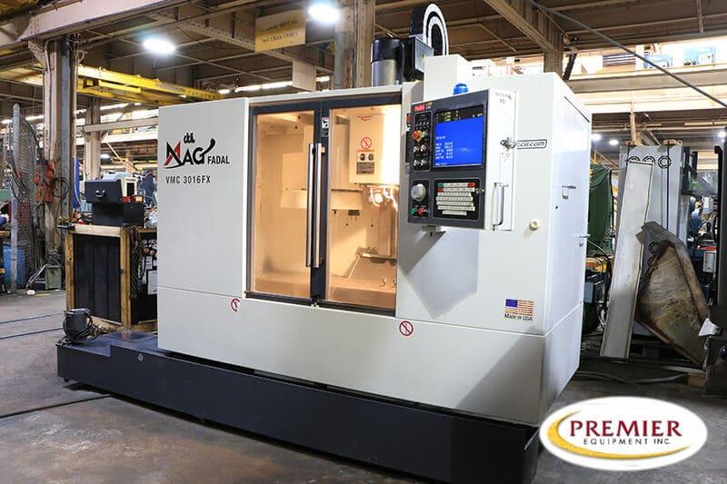 FADAL VMC3016FXMP HT VERTICAL MACHINING CENTER