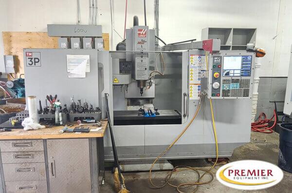 Haas TM3P CNC Mill
