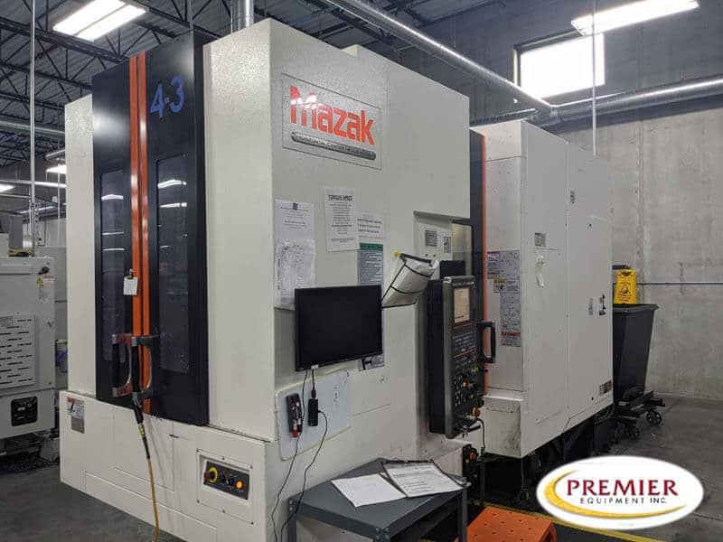 Mazak HCN4000II CNC Horizontal Machining Center
