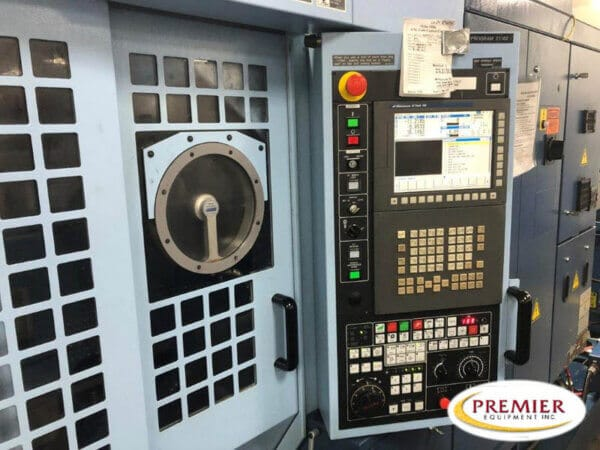 Matsuura MAM72-25V PC2 5-Axis CNC Vertical Machining Center