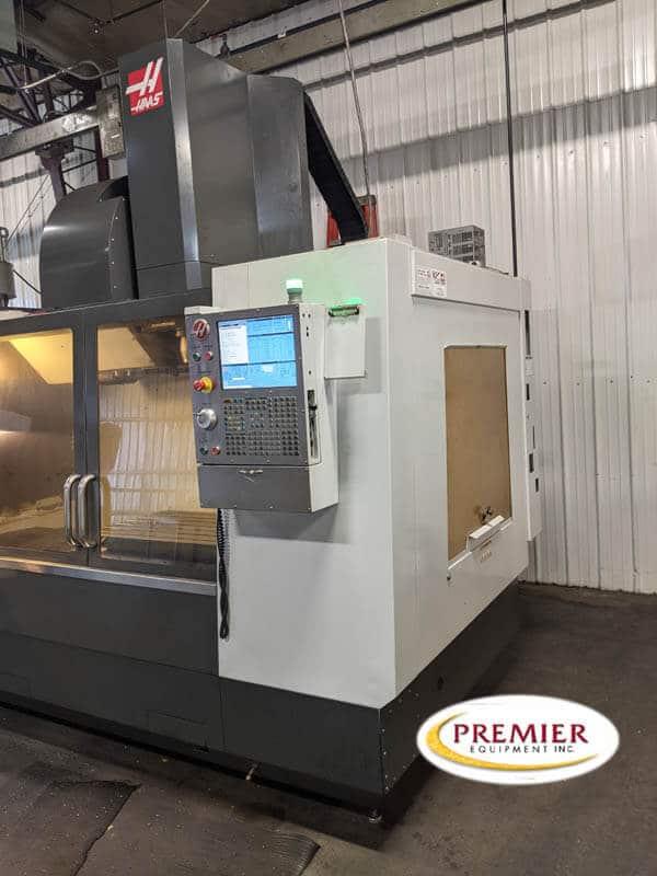 Haas VF3YT/50 CNC Mill