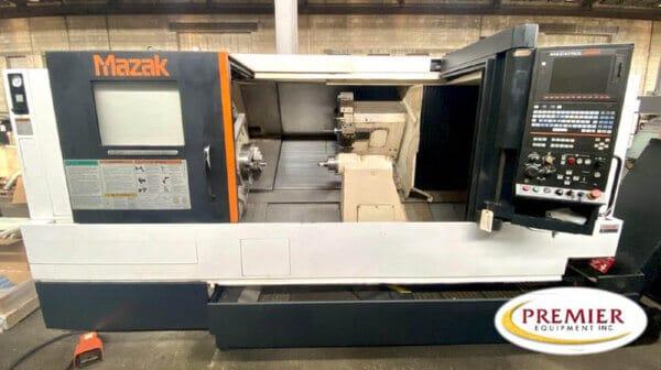 MAZAK QUICK TURN SMART 350 CNC LATHE