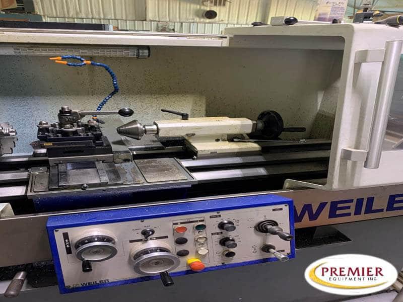 Weiler E30 x 750 CNC Flat-Bed Lathe