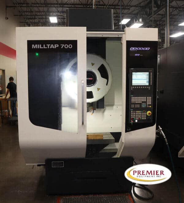 DMG Mori MillTap 700 CNC High Productive Compact Machining Center