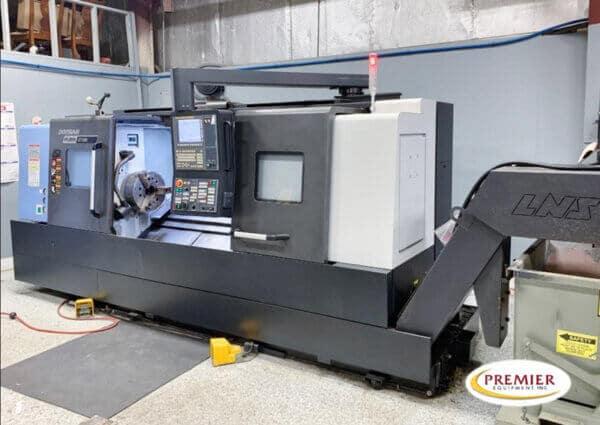 Doosan Puma GT3100L CNC Lathe
