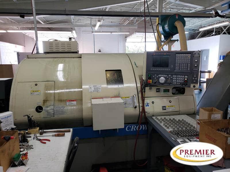 Okuma Crown L1060 CNC Turning Center