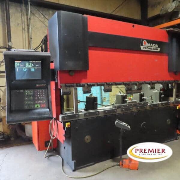 Amada HFB-125/30 Press Brake