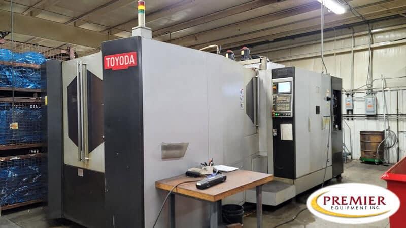 TOYODA FH630R CNC HORIZONTAL MACHINING CENTER