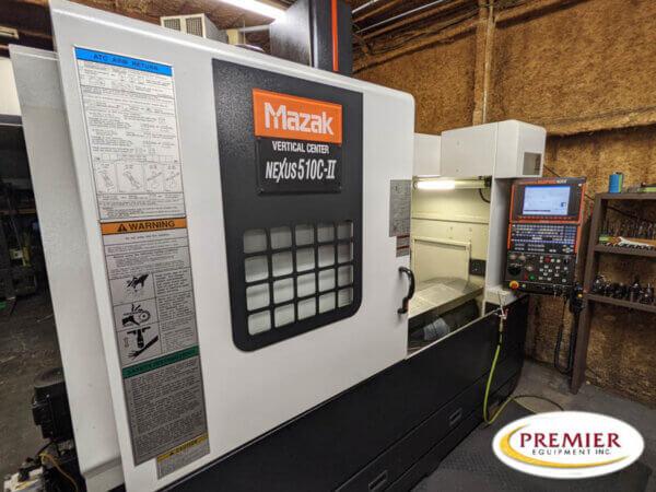 Mazak VCN510C-II for sale CNC Vertical Machining Center