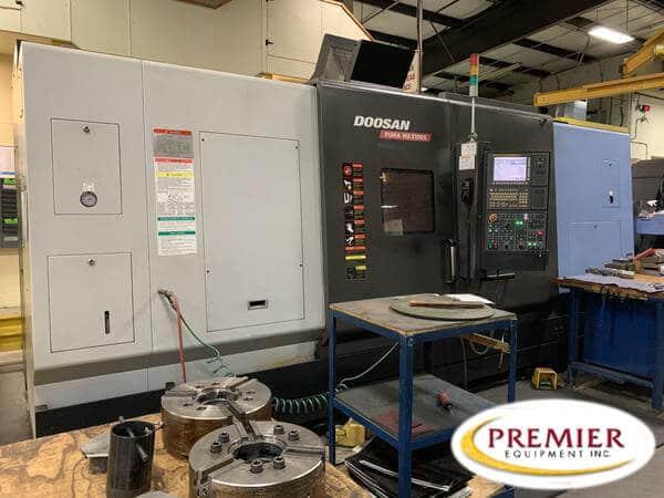 Doosan Puma MX3100S Multi Axis Lathe – CNC