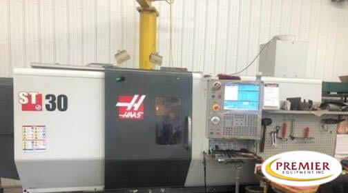 Haas ST30 CNC Turning Center