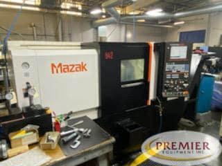 Mazak Quick Turn Universal 250 CNC Turning Center