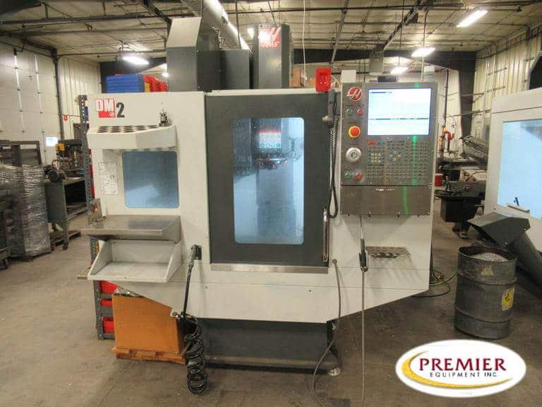 Haas DM2 CNC Vertical Machining Center