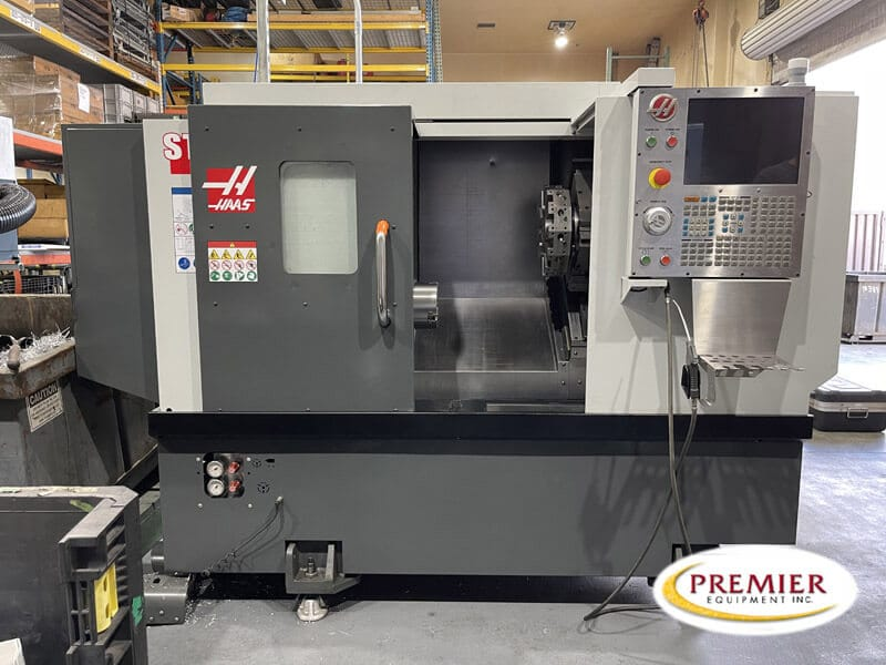 Haas ST10 CNC Turning Center