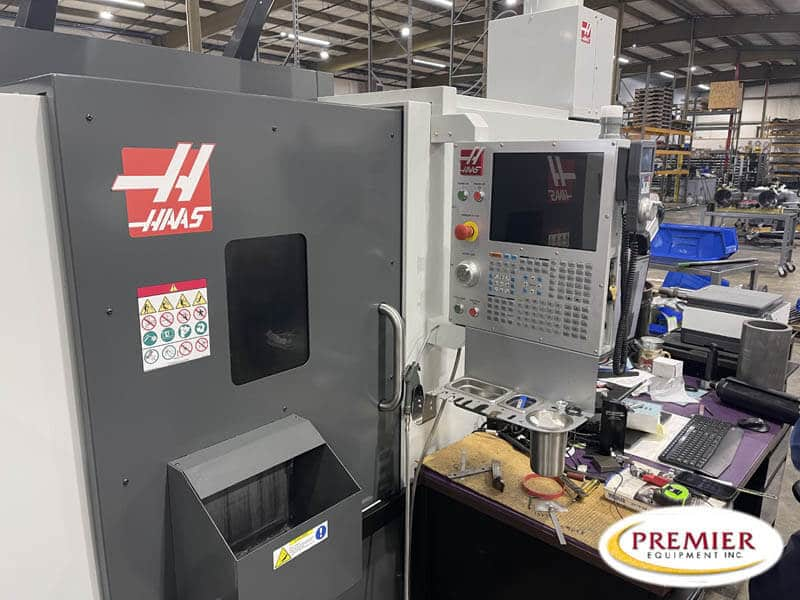 Haas ST35Y Multi-Axis CNC Turning Center