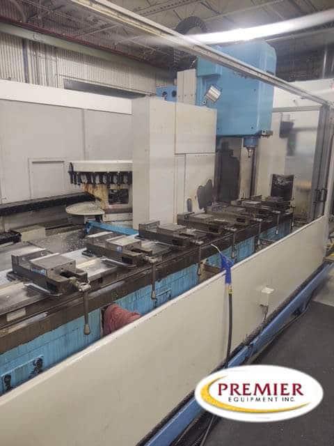 Mazak VTC20G Used CNC Mill