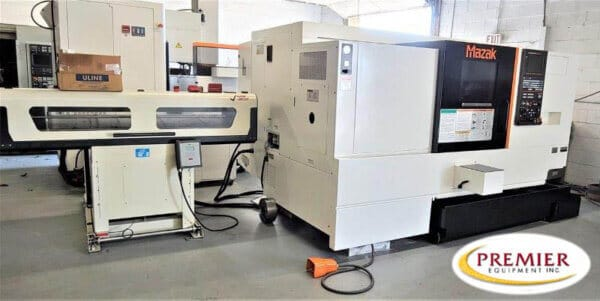 Mazak QT Smart 300 CNC Turning Center